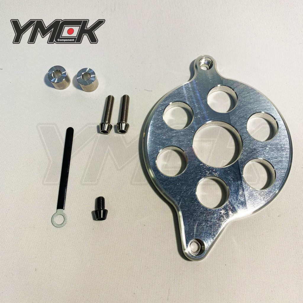 YMCK Component【Neo Sprocket cover】XSR900&MT-09スプロケットカバー